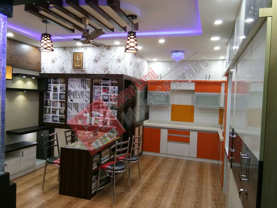 Modular Kitchen manufacturer in Sarjapur Road